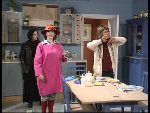 French & Saunders – The Generation Gap