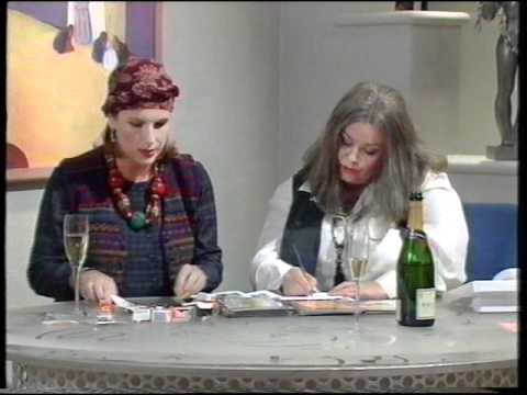 French & Saunders – Awful Art Dealers