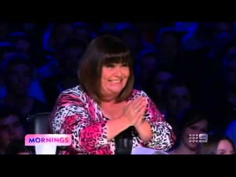 David Campbell interviews the hilarious Dawn French