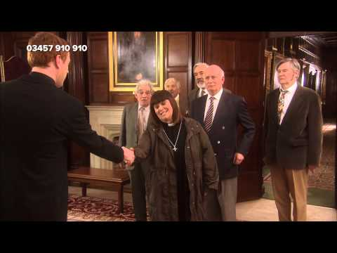 Vicar of Dibley with Damian Lewis – Classic Comic Relief