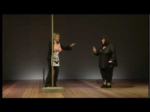 French & Saunders – Chocolate Police Sketch