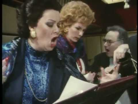 French & Saunders – Opera Singers