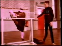 The French and Saunders Dancing Academy