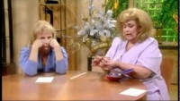 French and Saunders Shopping Channel