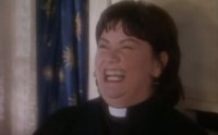 The Vicar of Dibley – Priest Arrives from Bally Kiss