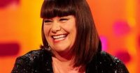 Dawn French Turns Into A Giant On The Graham Norton Show