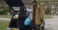 Owen Helps The Vicar Bring In The Groceries But She Wasn't Expecting Him To Do This!