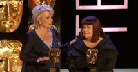 VIDEO: Watch Dawn French and Jennifer Saunders Receive BAFTA Fellowship
