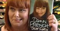 """Dawn French In An Online Exclusive For Her Book, """"Dear Fatty"""""""