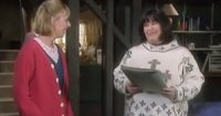 Alice Discusses Her Wedding Dress With The Vicar But She Doesn't Quite Get It