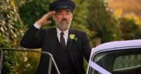The Vicar Has A Surprise Wedding Car, But That Isn't The Only Surprise