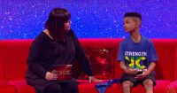9-Year-Old Boy Takes Dawn French By Surprise with His Jamaican Accent
