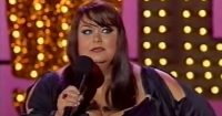 Dawn French Does Her Best Catherine Zeta Jones For Comic Aid 2005